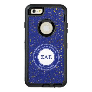 Sigma Alpha Epsilon   Badge OtterBox Defender iPhone Case