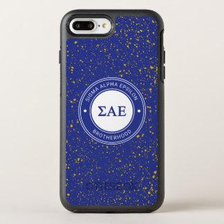 Sigma Alpha Epsilon   Badge OtterBox Symmetry iPhone 8 Plus/7 Plus Case