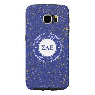 Sigma Alpha Epsilon   Badge Samsung Galaxy S6 Cases