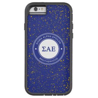Sigma Alpha Epsilon | Badge Tough Xtreme iPhone 6 Case