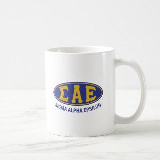 Sigma Alpha Epsilon   Vintage Coffee Mug