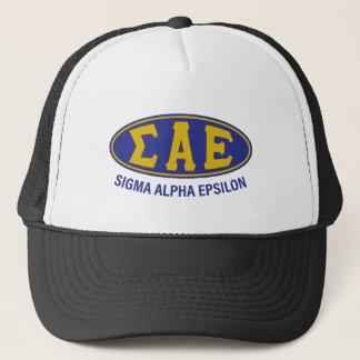 Sigma Alpha Epsilon | Vintage Trucker Hat