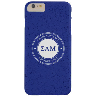 Sigma Alpha Mu | Badge Barely There iPhone 6 Plus Case