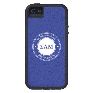 Sigma Alpha Mu | Badge iPhone 5 Cover