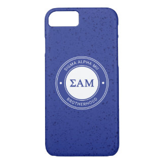 Sigma Alpha Mu | Badge iPhone 8/7 Case