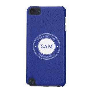 Sigma Alpha Mu | Badge iPod Touch 5G Covers
