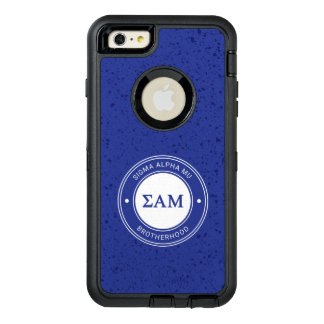 Sigma Alpha Mu | Badge OtterBox Defender iPhone Case