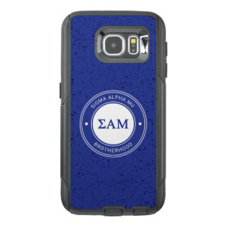 Sigma Alpha Mu | Badge OtterBox Samsung Galaxy S6 Case