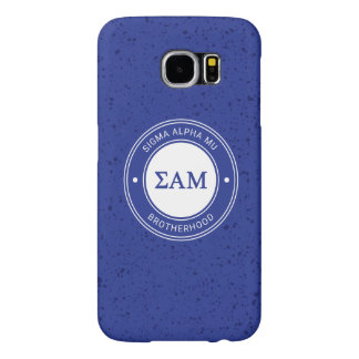 Sigma Alpha Mu | Badge Samsung Galaxy S6 Cases