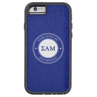 Sigma Alpha Mu | Badge Tough Xtreme iPhone 6 Case