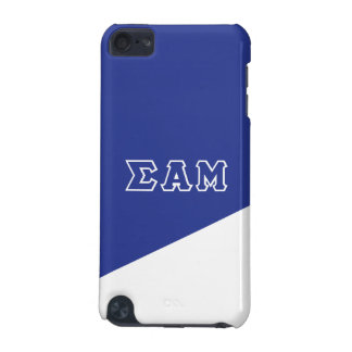 Sigma Alpha Mu | Greek Letters iPod Touch 5G Covers