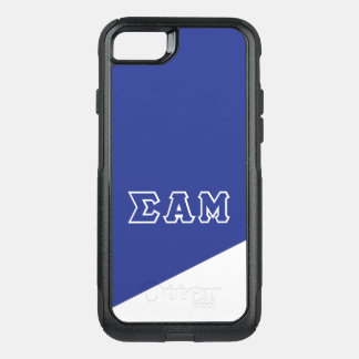 Sigma Alpha Mu | Greek Letters OtterBox Commuter iPhone 7 Case