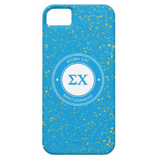 Sigma Chi | Badge Barely There iPhone 5 Case