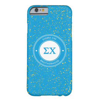 Sigma Chi | Badge Barely There iPhone 6 Case