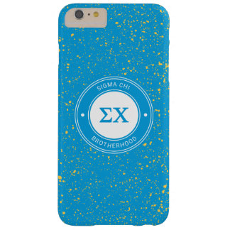 Sigma Chi | Badge Barely There iPhone 6 Plus Case