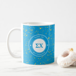 Sigma Chi | Badge Coffee Mug