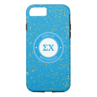 Sigma Chi | Badge iPhone 8/7 Case