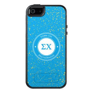 Sigma Chi | Badge OtterBox iPhone 5/5s/SE Case