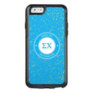 Sigma Chi | Badge OtterBox iPhone 6/6s Case