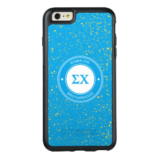 Sigma Chi | Badge OtterBox iPhone 6/6s Plus Case