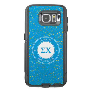 Sigma Chi | Badge OtterBox Samsung Galaxy S6 Case