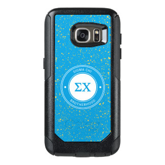 Sigma Chi | Badge OtterBox Samsung Galaxy S7 Case