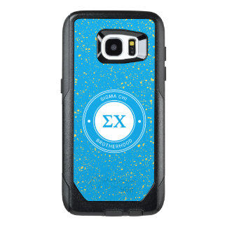 Sigma Chi | Badge OtterBox Samsung Galaxy S7 Edge Case