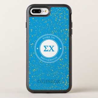 Sigma Chi | Badge OtterBox Symmetry iPhone 8 Plus/7 Plus Case