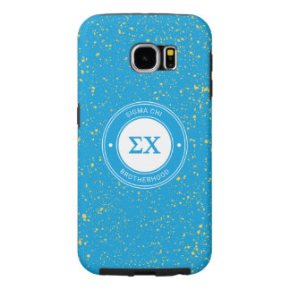 Sigma Chi | Badge Samsung Galaxy S6 Cases