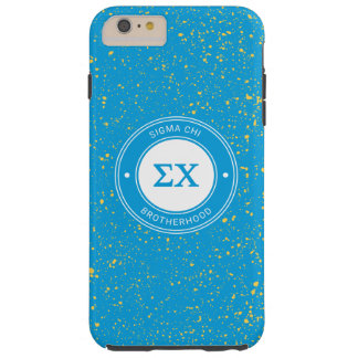 Sigma Chi | Badge Tough iPhone 6 Plus Case