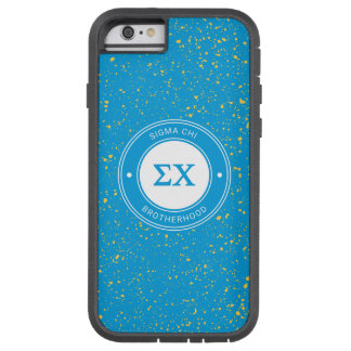 Sigma Chi | Badge Tough Xtreme iPhone 6 Case