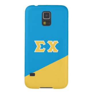Sigma Chi | Greek Letters Galaxy S5 Cover