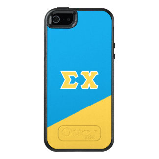 Sigma Chi | Greek Letters OtterBox iPhone 5/5s/SE Case
