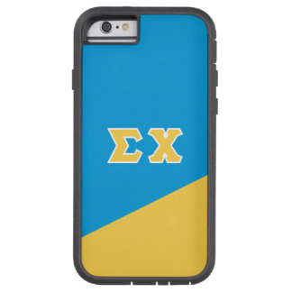 Sigma Chi | Greek Letters Tough Xtreme iPhone 6 Case