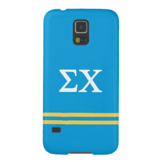 Sigma Chi | Sport Stripe Galaxy S5 Cases
