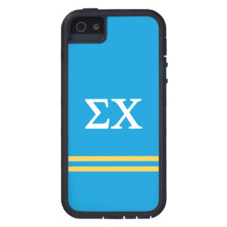 Sigma Chi | Sport Stripe iPhone 5 Covers