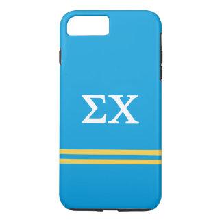 Sigma Chi | Sport Stripe iPhone 7 Plus Case