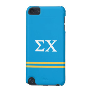 Sigma Chi | Sport Stripe iPod Touch 5G Cover