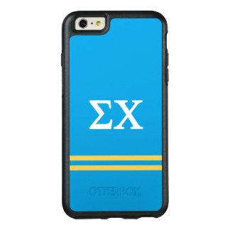 Sigma Chi | Sport Stripe OtterBox iPhone 6/6s Plus Case