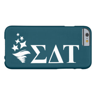 Sigma Delta Tau   Lil Big Logo Barely There iPhone 6 Case