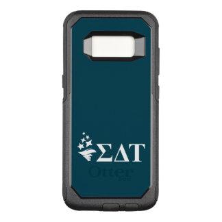 Sigma Delta Tau   Lil Big Logo OtterBox Commuter Samsung Galaxy S8 Case