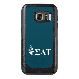 Sigma Delta Tau   Lil Big Logo OtterBox Samsung Galaxy S7 Case