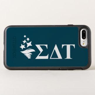 Sigma Delta Tau   Lil Big Logo OtterBox Symmetry iPhone 8 Plus/7 Plus Case
