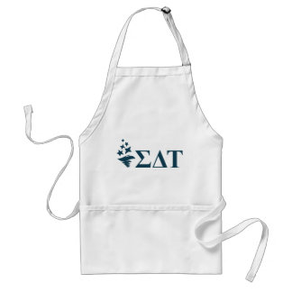 Sigma Delta Tau | Lil Big Logo Standard Apron