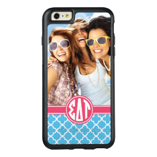 Sigma Delta Tau   Monogram and Photo OtterBox iPhone 6/6s Plus Case