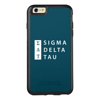 Sigma Delta Tau   Stacked OtterBox iPhone 6/6s Plus Case