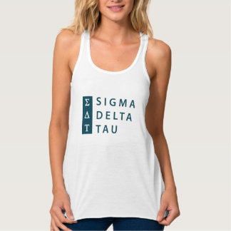 Sigma Delta Tau | Stacked Singlet