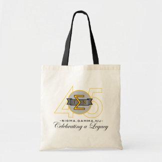 Sigma Gamma Nu 45th Anniversary Collectors Bag