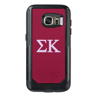 Sigma Kappa Lil Big Logo OtterBox Samsung Galaxy S7 Case
