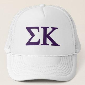 Sigma Kappa Lil Big Logo Trucker Hat